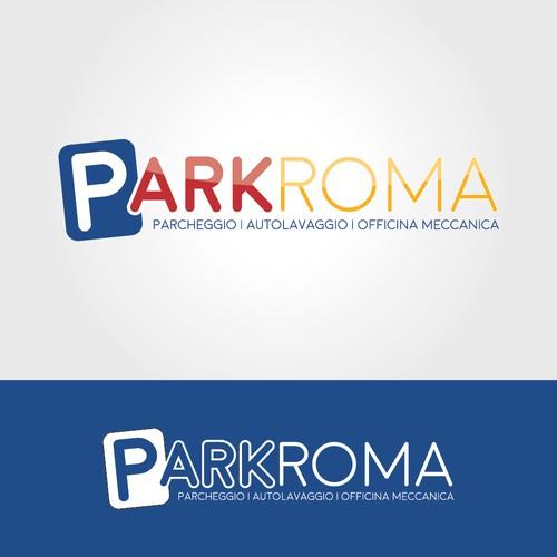 Logo Parcheggio Roma