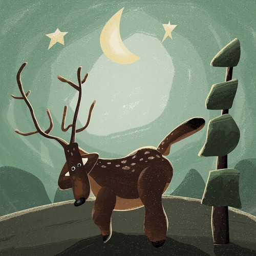 Big Fat Lonely Deer