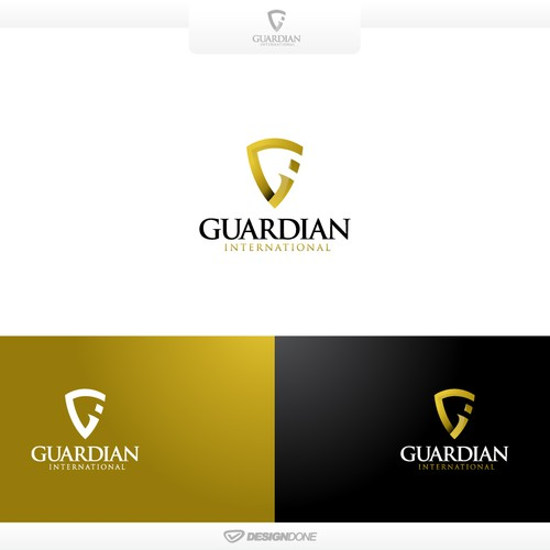 Guardian International Logo