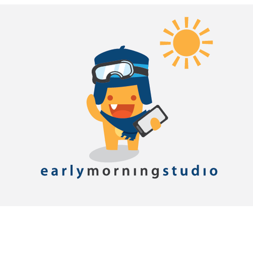 logo for Early Morning Studio