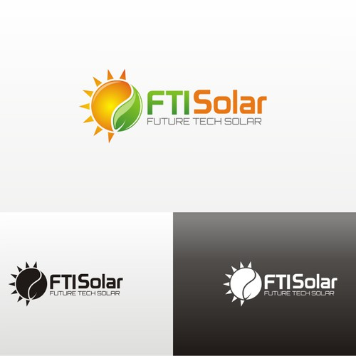 Help FTI Solar with a new Logo Design