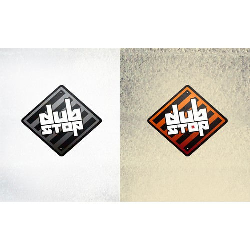 logo for dubstop