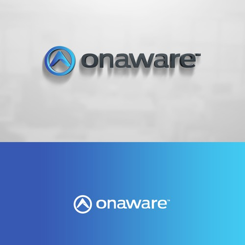 Logo design for Onaware