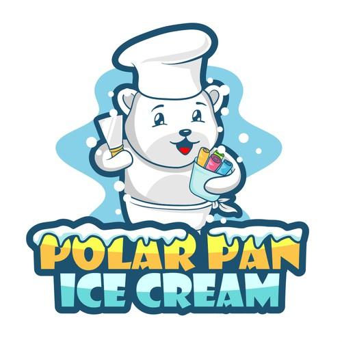 Logo for Polar Pan Ice Cream