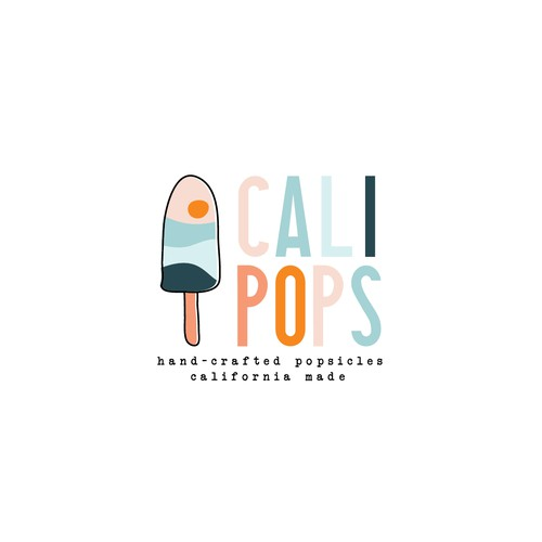 Brand Concept for Cali Pops