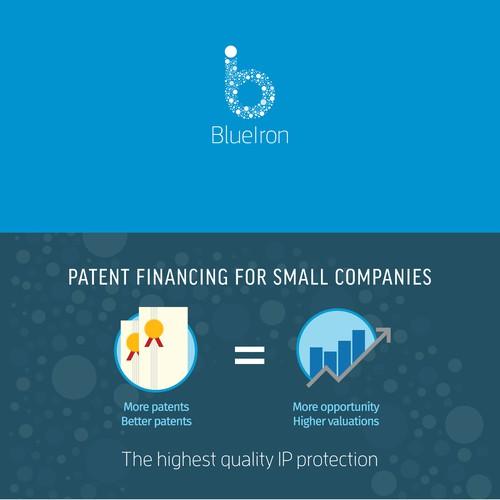 Website/blog design for Innovative Financing Business
