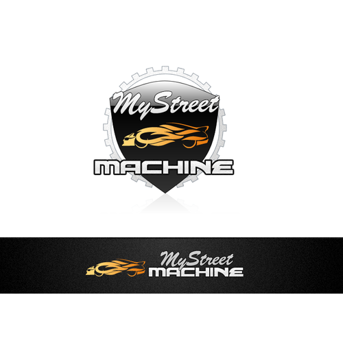 Create the next logo for MyStreetMachine