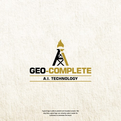 logo concept for GEO-COMPLETE