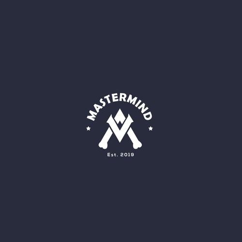Master Mind Logo Design