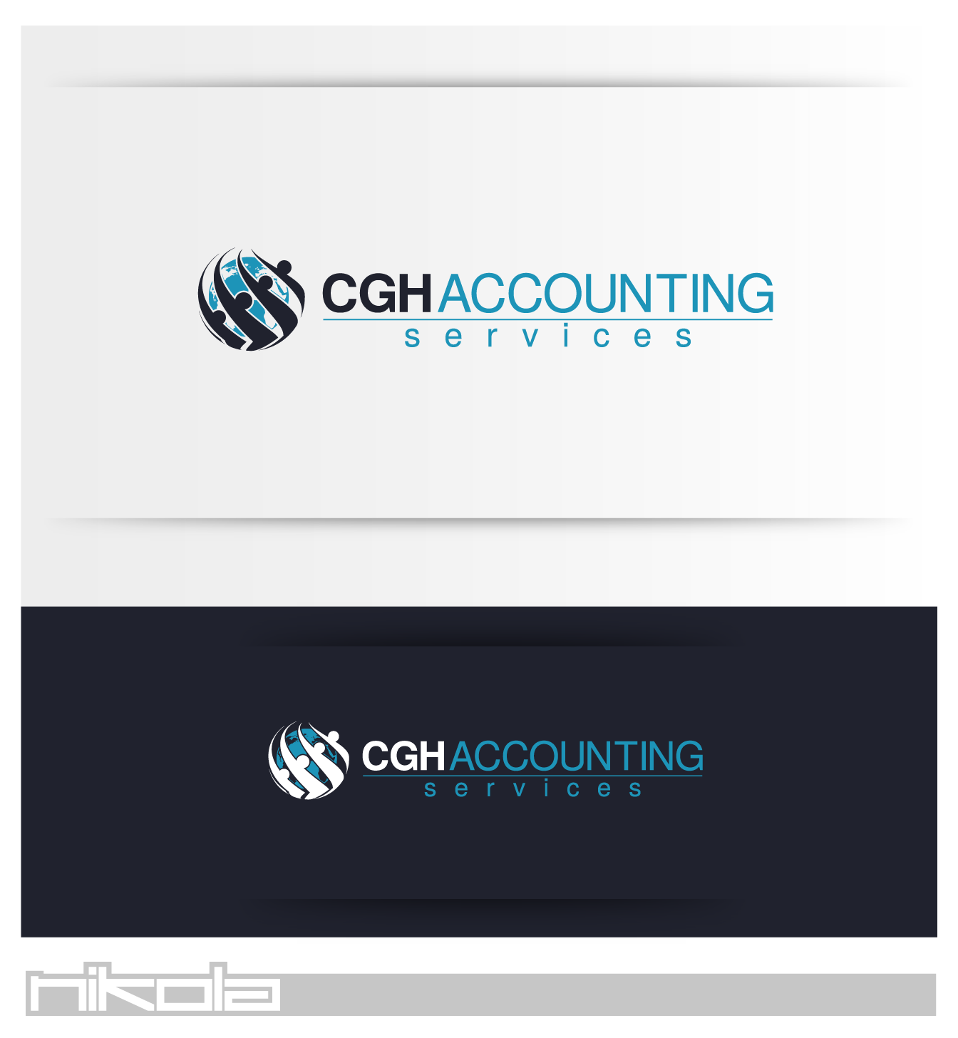 New logo wanted for cgh accounting services