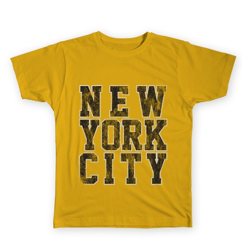 NYC Location T-shirt design