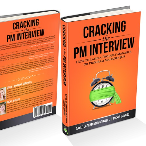 New book cover for best-selling author: Cracking the PM Interview