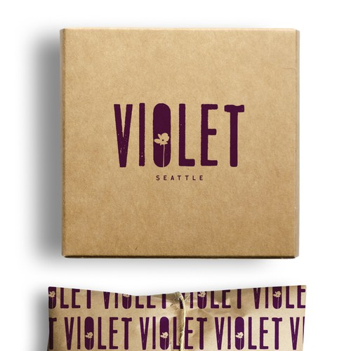 Branding Concept for Violet Seattle.