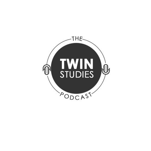 Logo concept for a podcast