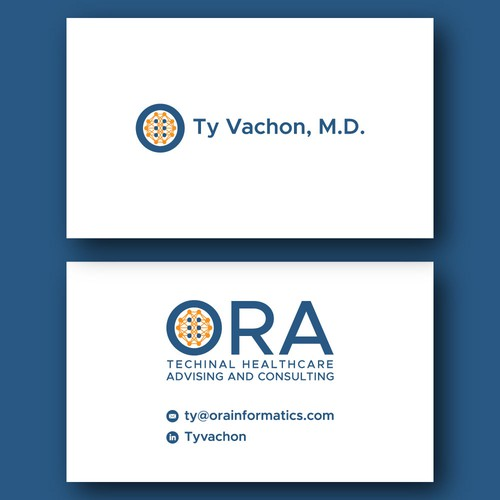 Rebrand Physician Consultant with Awesome Logo