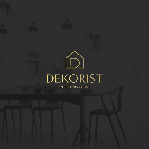 logo for  Dekorist interiørstyling