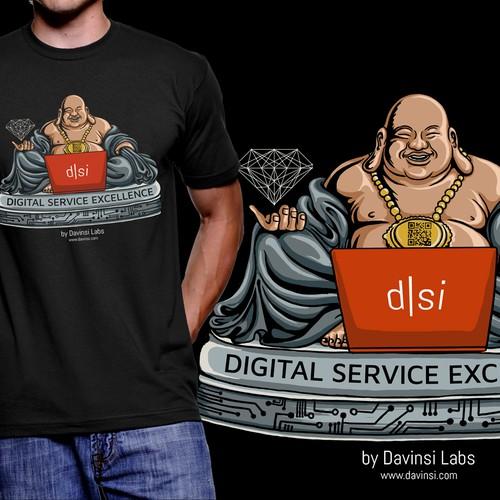 T-shirt for Davinsi Labs