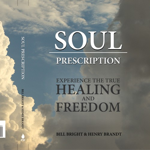 "book cover for ""Soul Prescription"""