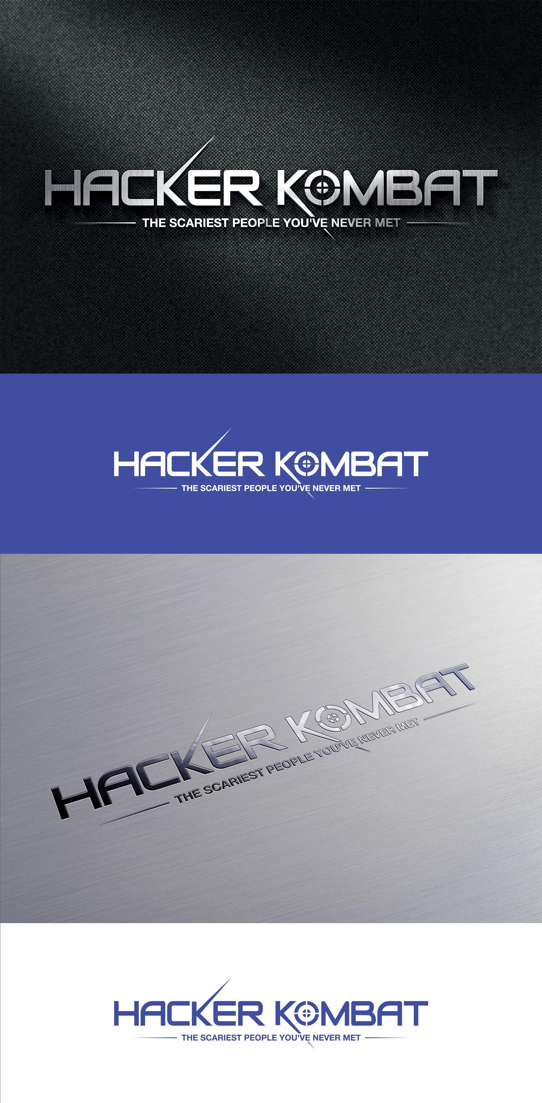 Shape the future and win the Hacker Kombat logo contest!