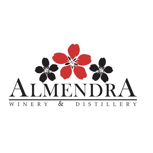 Create an appealing logo for a brand-new winery/distillery!
