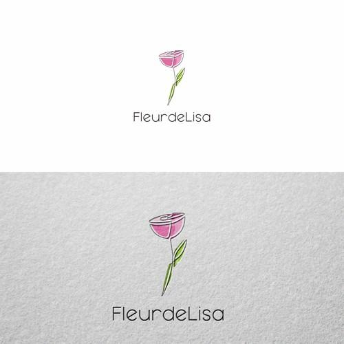 Create a unique design for FleursdeLisa