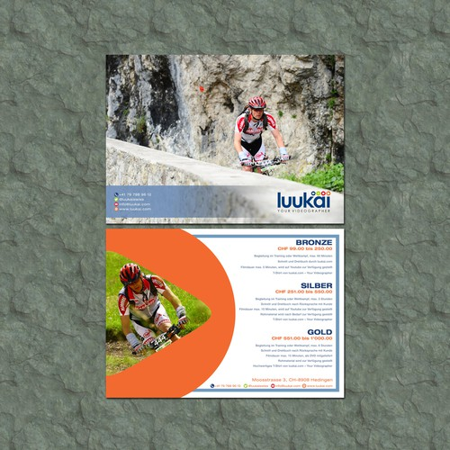 Luukai Videographer Postcard
