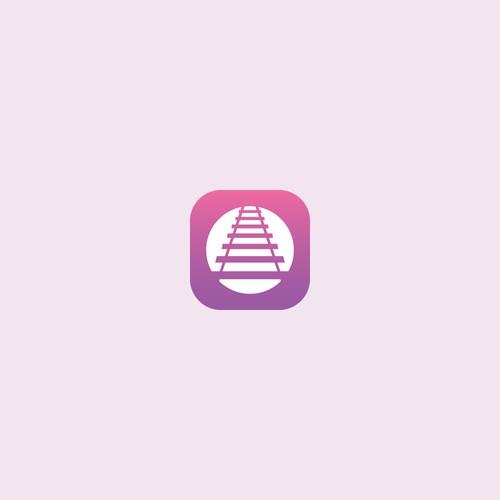 Icon & Mockup for Train Services