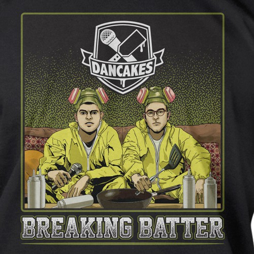 Breaking Batter (pancake)