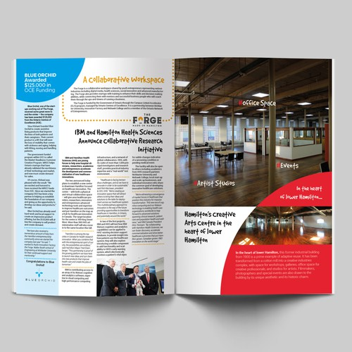 Create an Hip, Modern and Urban For Magazine Layout