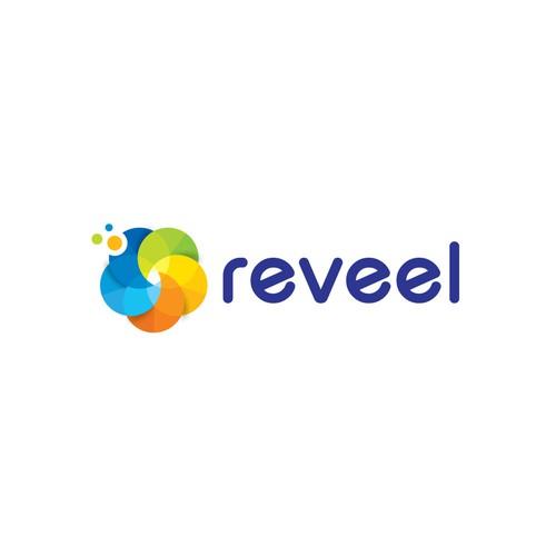 Logo for reveel