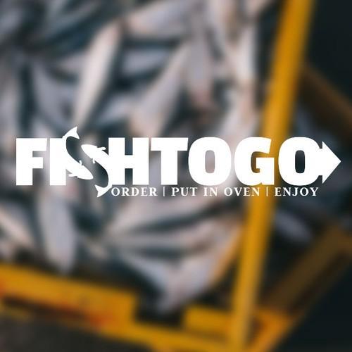 Modern Logo for FishToGo
