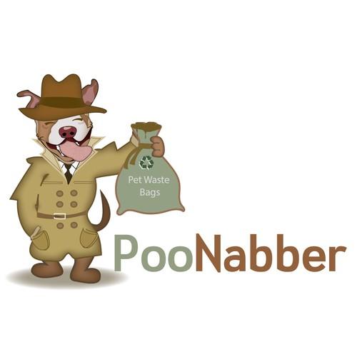 Pet waste Bag logo