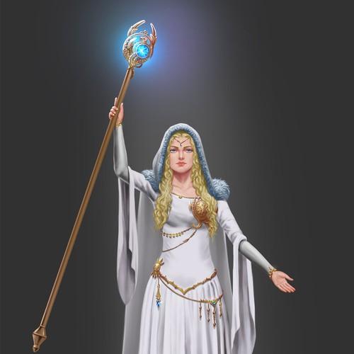 Eir - Norse Goddess of Healing