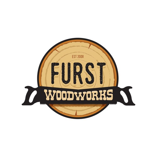 Logo for Woodworking Companny