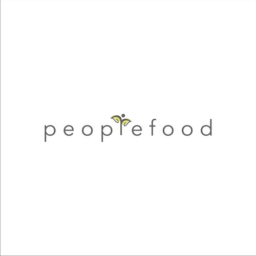logo for company seeking simplicity for health food