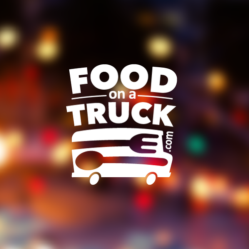 Logo design for a food truck company