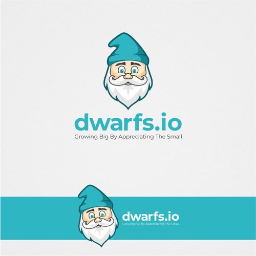 dwarf logo concept