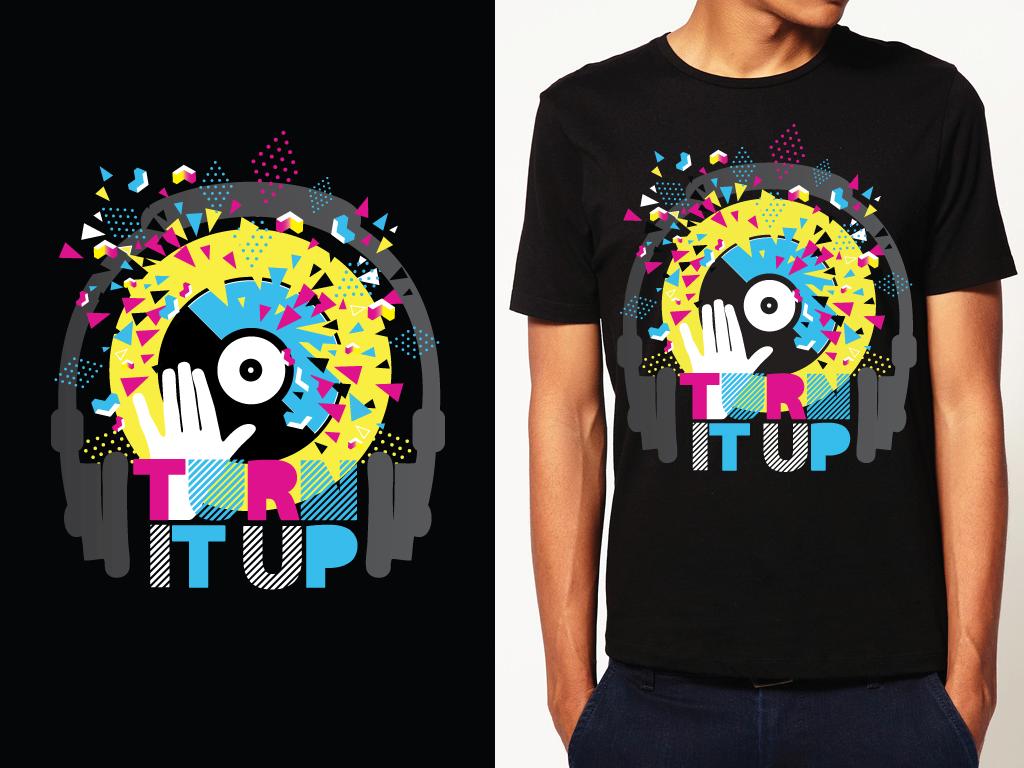 Dance Euphoria need a music related t-shirt design