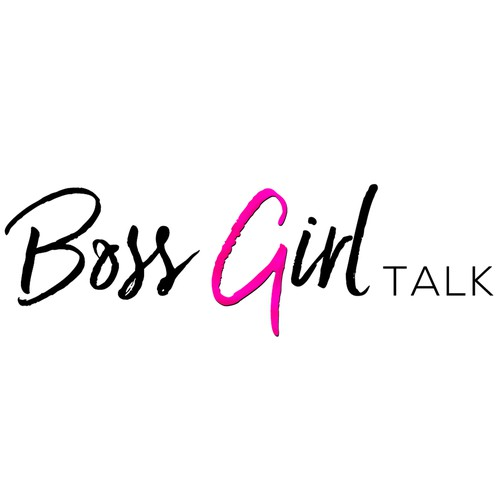 - BOSS GIRL TALK LOGO