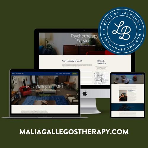 MALIA GALLEGOS | Pyschotherapy