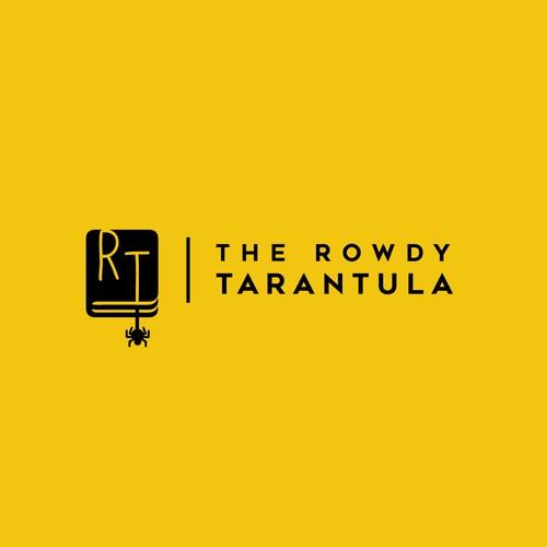 The Rowdy Tarantula Logo