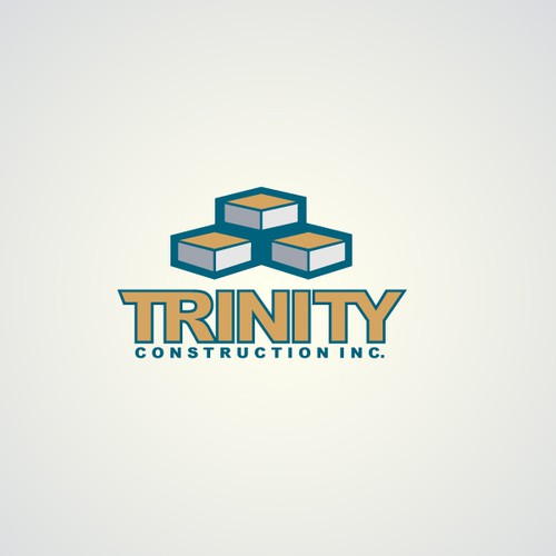Help Trinity Construction, Inc with a new Logo Design