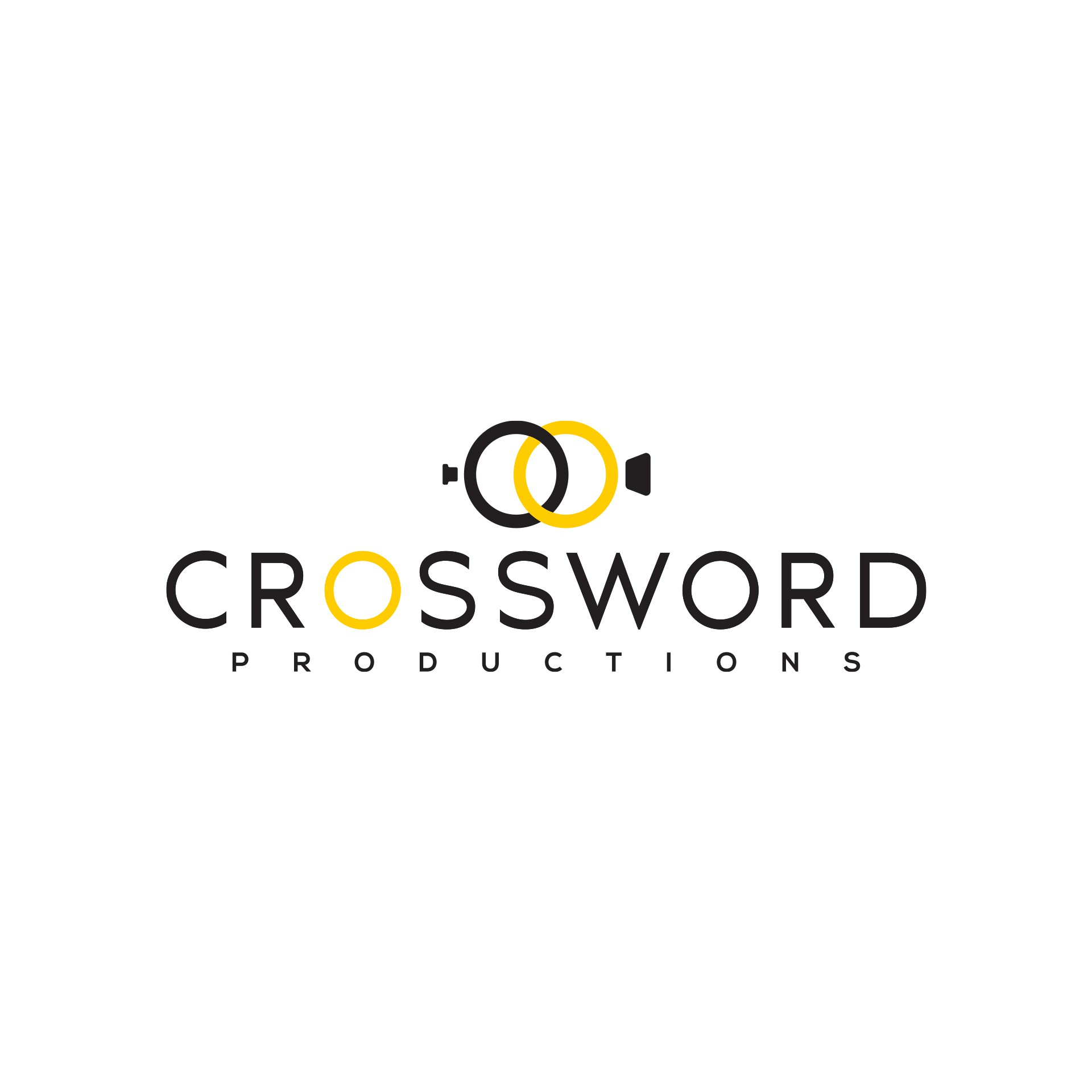 Strong crossculture logo for Asian media company