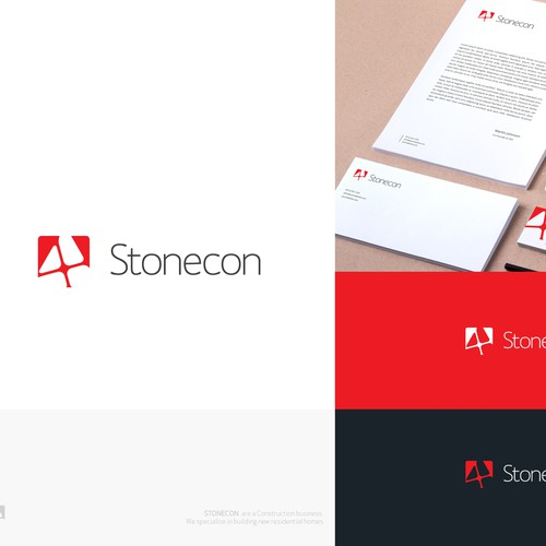 Create a winning logo design for the Stone Construction Group