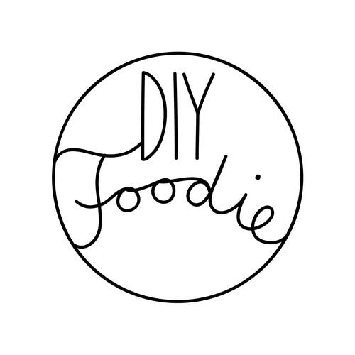 Handlettered logo