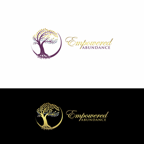 """Design An Unforgettable Logo for our Life-Changing Brand- """"Empowered Abundance"""""""