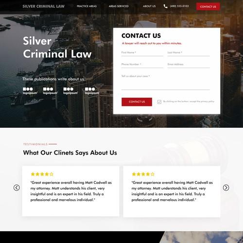 Silver Criminal Law