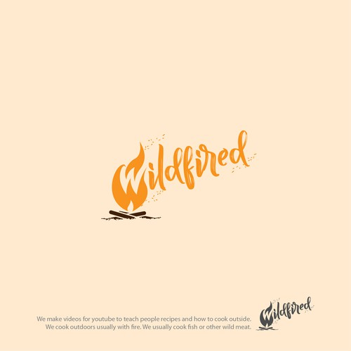 Logo for Wildfired