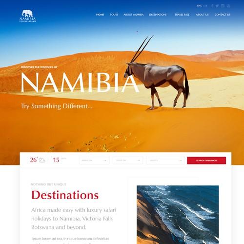 Tourism site