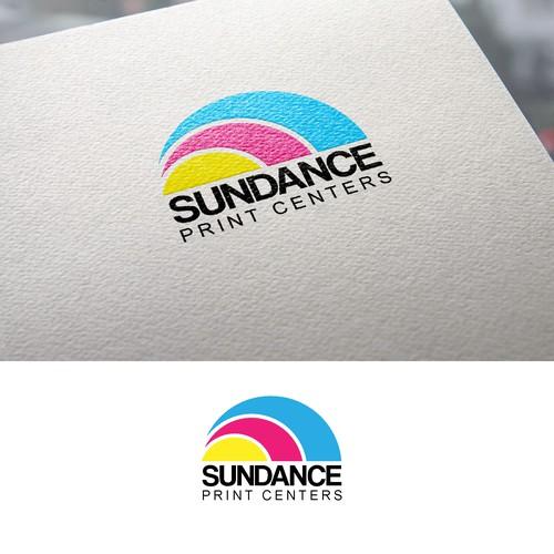 Logotipo Sundance Print Centers